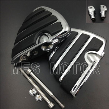 For Yamaha V-Star Road Star Royal Star Boulevaro VMax Virago Wing Motorcycle Rear Foot Pegs