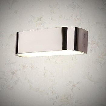 Simple Modern Wall Sconce LED Wall Light For Home Indoor Lighting Bathroom Mirror Lamp Lampe Murale Acrylic Aluminum