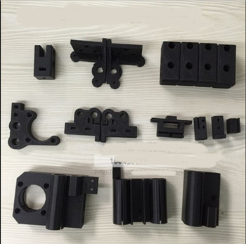 Horizon Elephant 3d printer parts Reprap Mendel Prusa i3 printed ABS parts
