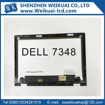 "13.3"" LTN133HL03-201 LCD LED touch screen for DELL Inspiron 13 7348 ,1920x1080"