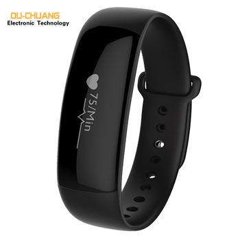 Ouchuang Bluetooth Smart Digital Watch Smartphone Mate Reminder Anti-lost for Android IOS Sports Partner Men Women Fashion Watch